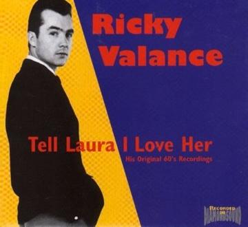 Ricky Valance - Tell Laura I Love Her